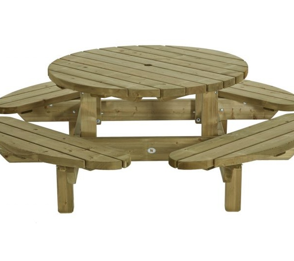 Picknicktafels / buitenmeubelen